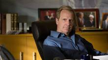 Jeff Daniels plays anchorman Will McAvoy in The Newsroom. (Melissa Moseley)