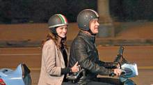 """Julia Roberts and Tom Hanks in """"Larry Crowne"""" (Universal Pictures)"""