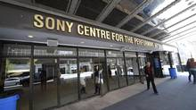The Sony Centre for the Performing Arts is under the microscope after the city of Toronto's Auditor General questioned cost overruns for the renovations. (Fred Lum/Fred Lum/The Globe and Mail)