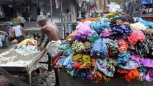 Dhobis or washermen typically work 14 to 16 hours a day, laundering clothes and other items for the well-to-do, hotels, hospitals and the Indian Railways. (May Jeong/The Globe and Mail/May Jeong/The Globe and Mail)
