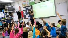 Studies show discovery math is not as effective at teaching math skills as many other methods. (Steve Ruark/AP)