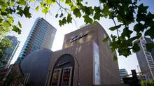 The Centre in Vancouver for the Performing Arts opened 18 years ago, angling to be a top venue in Western Canada. (Ben Nelms/The Globe & Mail)