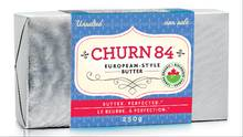Stirling has been a front-runner for years now, making pleasant and distinct regular butters. With its Churn 84 series, it has boosted the fat content from the standard 80 per cent to the more Euro-style 84 per cent, with lovely results.