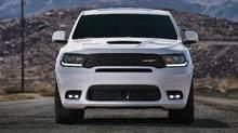 2018 Dodge Durango SRT. (FCA)