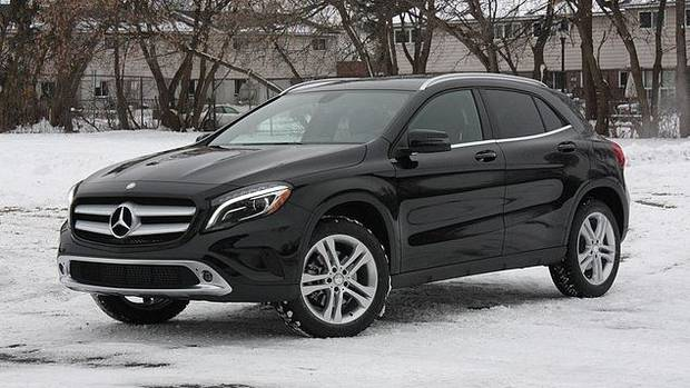 review 2015 mercedes benz gla 250 is quirky yet easy to. Black Bedroom Furniture Sets. Home Design Ideas
