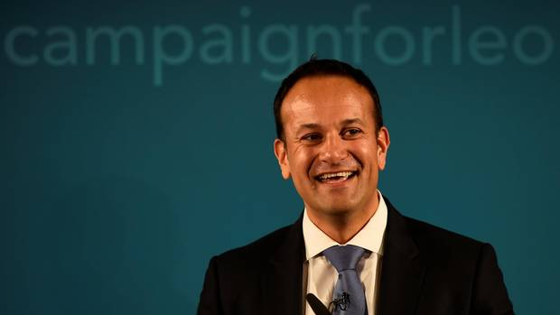 Varadkar has played down his sexuality since revealing that he was gay in a television interview two years ago.