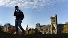 Regardless of a child's course of study, it's important to make use of tax-smart education planning. (Fred Lum/The Globe and Mail)