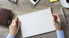 In some cases, using paper actually makes you more productive. (iStock)