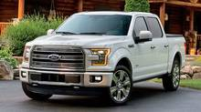 2016 Ford F-150 (Ford)