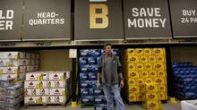 A C.D. Howe Institute study says 24-packs of some popular beers cost $1 to $3 more at the Beer Store in Ontario than in IGA grocery stores in Quebec. (Deborah Baic/The Globe and Mail)