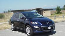 2012 Mazda CX-7 (Ted Laturnus for The Globe and Mail)
