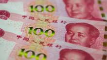While Zimbabwe's decision to adopt the Chinese yuan as legal tender is largely a political message by an anti-Western government, it also illustrates China's economic power in Africa. (SeongJoon Cho/Bloomberg)