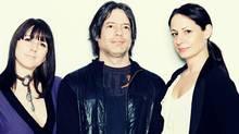 Buyosphere's team, from left, Tara Hunt, Jerome Paradis, and Cassandra Girard (www.davidgiralphoto.com)