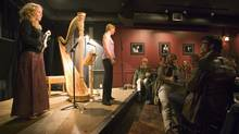 Fans enjoy the music at the Cellar Restaurant & Jazz Club in Vancouver in 2006. (Jeff Vinnick for The Globe and Mail)