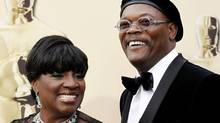 This March 7, 2010 file photo shows actor Samuel L. Jackson at the 82nd Academy Awards in the Hollywood section of Los Angeles. (Matt Sayles/AP)