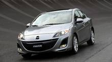 The Mazda3 is quick and responsive and has enough power for almost any situation. (Blue Fish Productions for Mazda)