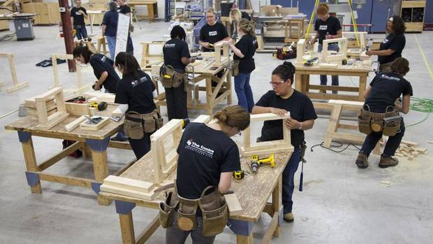Carpentry subjects in universities