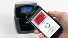 Already tens of millions of dollars have been spent on burgeoning technology for the mobile wallet, an application that allows consumers to pay for items by swiping their smartphones instead of plastic credit or debit cards.