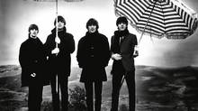 The Beatles, 1964. The image is featured in a new exhibit at the National Potrait Gallery in London.