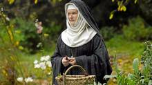 "Barbara Sukowa as Hildegard von Bingen in a scene from ""Vision"""