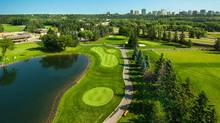 Royal Mayfair Golf Club in Edmonton