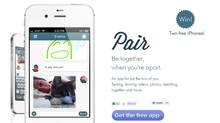 Screenshot of the Pair app, created by a Y Combinator start-up with links to Waterloo's Communitech Hub. (trypair.com)