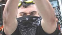 Kevin Chianella of New York is facing criminal charges in connection with the G20 protests in Toronto. (TORONTO POLICE)