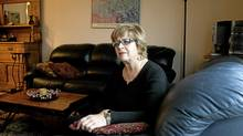 Judy Southon is pictured in the living room of her Toronto home on Sunday April 15, 2012. (Chris Young for The Globe and Mail/Chris Young for The Globe and Mail)