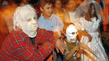 Celebrate Day of the Dead in Playa del Carmen with a reduced resort rate. (REUTERS)