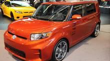 2012 Scion xB (Toyota)