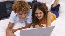 Almost one-quarter of teens rated the Internet more useful than their high-school sexual-education classes, in a recent study. (Thinkstock/Thinkstock)