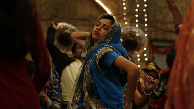 The Hindi-language film Lipstick Under My Burkha is screening as part of the International Film Festival of South Asia.