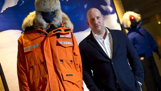 Dani Reiss became CEO of Canada Goose in 2001. (Kevin Van Paassen for The Globe and Mail)
