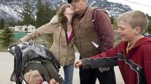 Winston Blackmore, the religious leader of the polygamous community of Bountiful, B.C., receives a kiss from one of his daughters.THE CANADIAN PRESS/Jonathan Hayward (JONATHAN HAYWARD/THE CANADIAN PRESS)