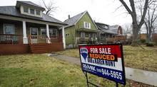 Most economists are sticking to the view that the Canadian existing-homes market is slowing and in little danger of a steep correction. (Nathan Denette/The Canadian Press/Nathan Denette/The Canadian Press)