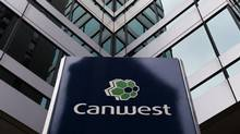 CanWest offices in Toronto (NATHAN DENETTE)