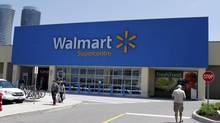 In February, Walmart is widely expected to announce another hike, extending a streak of annual increases since its first dividend in 1974. (Fernando Morales/The Globe and Mail)