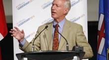 Alberta Energy Minister Ted Morton. (Jeff McIntosh/THE CANADIAN PRESS/Jeff McIntosh/THE CANADIAN PRESS)