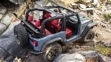 2013 Jeep Wrangler (Chrysler)