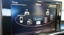 Audi in-car info-tainment system (Ted Kritsonis for The Globe and Mail/Ted Kritsonis for The Globe and Mail)