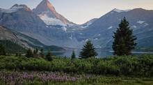 Parks, such as B.C.'s Mount Assiniboine Provincial Park, generate $97-million annually in provincial tax revenues. (Jeff McIntosh/The Canadian Press Images)