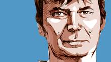 Ian Rankin (TONIA COWAN/THE GLOBE AND MAIL)
