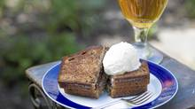 Complement the flavour of a grilled Nutella and banana bread sandwich with a slightly bitter beer or a rich stout. (Kevin Van Paassen/The Globe and Mail)