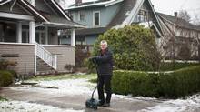 Ed Sadowski of New Westminster, B.C., who has lived in a 1910-style Craftsman-style house for 21 years, said his assessment went from about $1-million to just less than $1.2-million. (Rafal Gerszak For the Globe and mail)