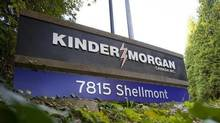 Kinder Morgan delayed completion of $5.4-billion Trans Mountain Pipeline expansion by a year, to the third quarter of 2019, as it awaited regulatory approval. (Ben Nelms/Reuters)