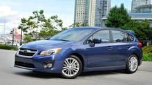 2012 Subaru Impreza (Subaru)