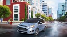 Ford C-Max Energi (Ford)