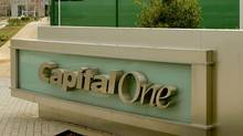 The Capital One headquarters is shown March 13, 2006 in Mclean, Virginia. (Mark Wilson/Getty Images)