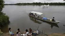 Save on a river cruise down the Amazon with G Adventures. (PAULO WHITAKER/REUTERS)