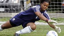 Karina LeBlanc of Maple Ridge B.C. (CP FILE PHOTO/Richard Lam) (Richard Lam/CP)